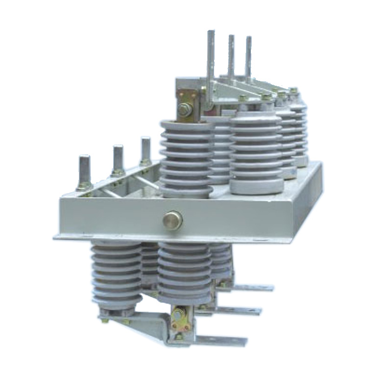 Indoor HV disconnecting switch GN30-12(D)  series rotary type