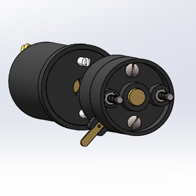 Switchgear electromagnetic lock from JUCRO Electric