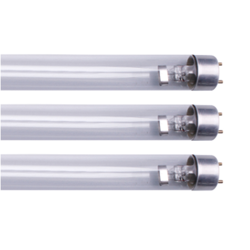 T8 High Quality Home use UV germicidal lamp tube  G13 Factory Hospital Air Purification System 15W