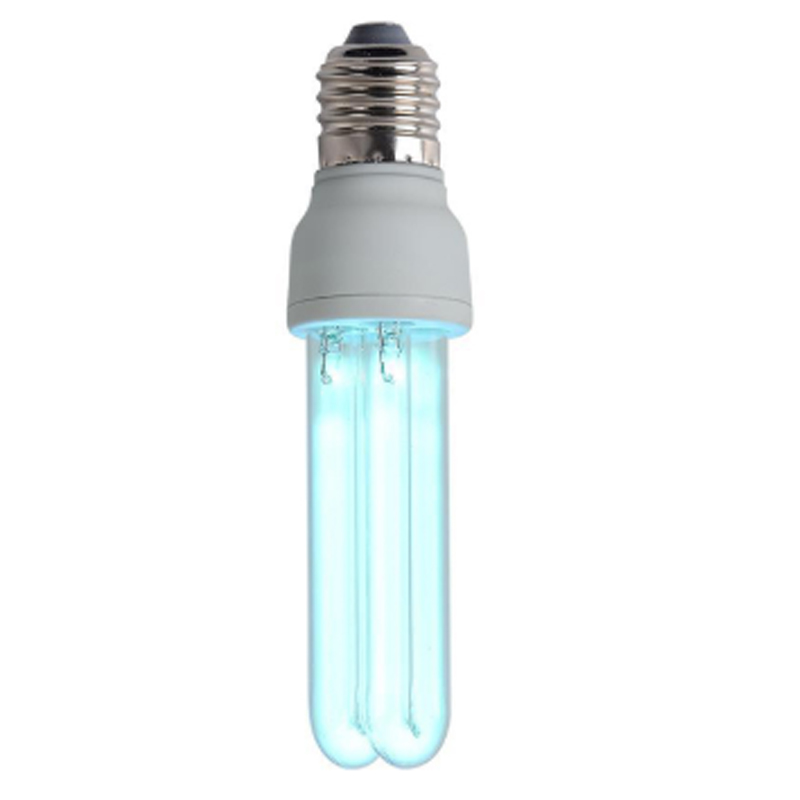 E27 UV germicidal lamp  High Quality Home use UV germicidal lamp 15W  from HUBEI JUCRO ElECTRIC