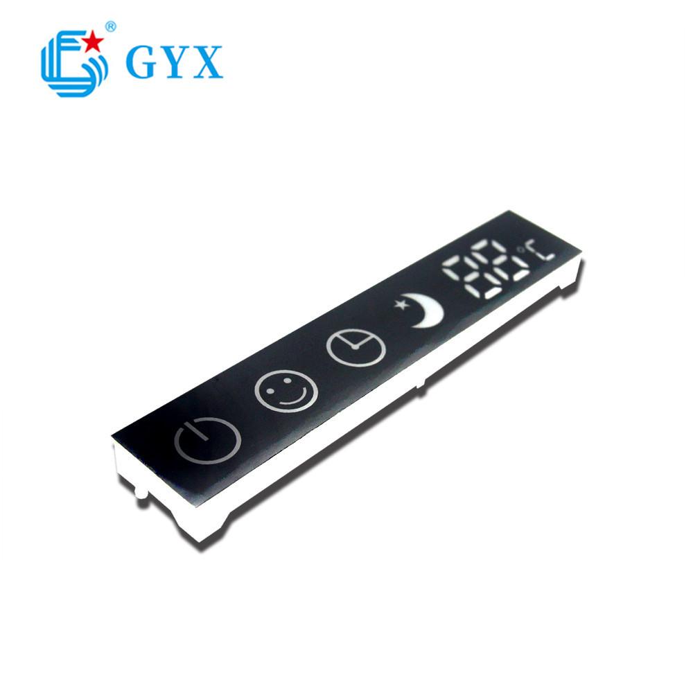 長條LED數碼管帶LED燈珠高亮可定制PCBA加工