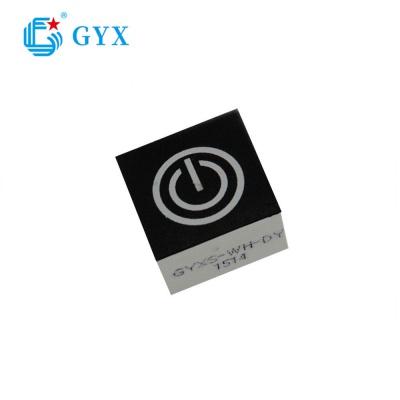 方形開關式LED數碼管可PCBA加工定制里面控制板