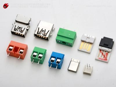 电子五金产品摄影
