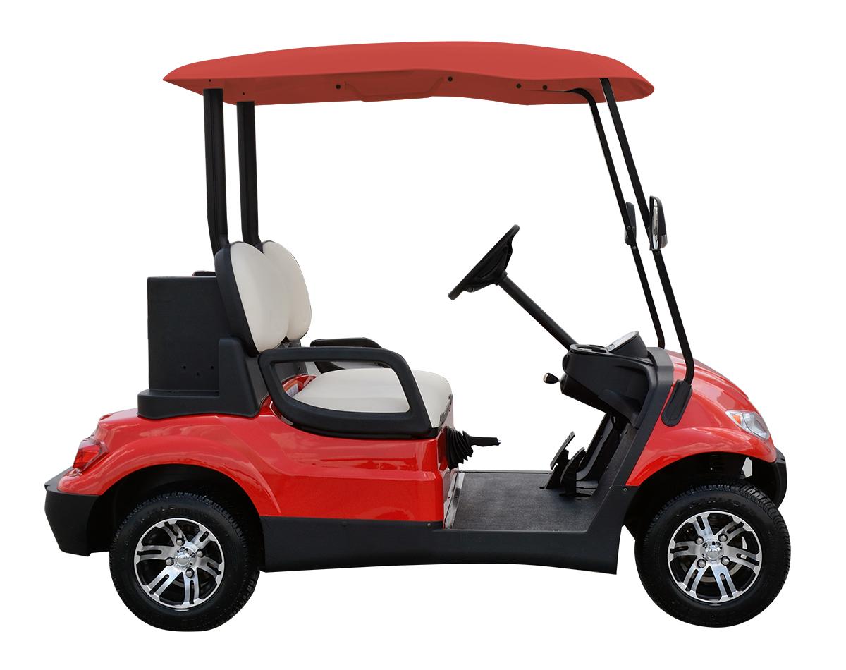 两人座高尔夫球车