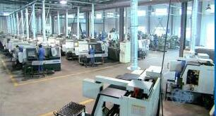 Rough machining workshop