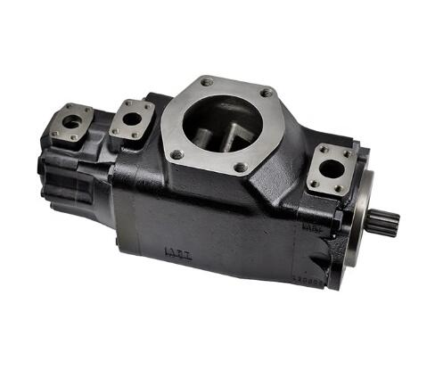 T6DCC Triple Hydraulic Vane Pump