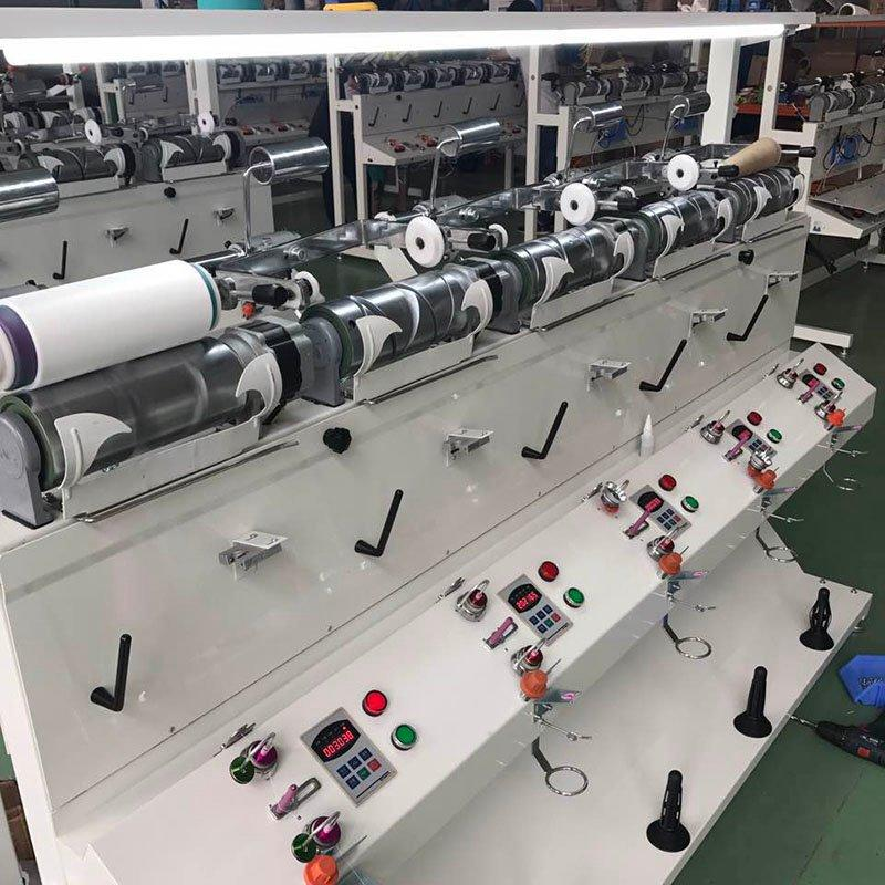 GH018-230mm Type High Speed Yarn Bobbin Winding Machine