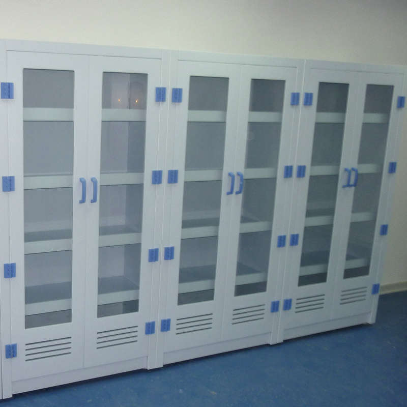 PP Chemical Cabinet PP laboratory cabinet-acid and alkli resistant
