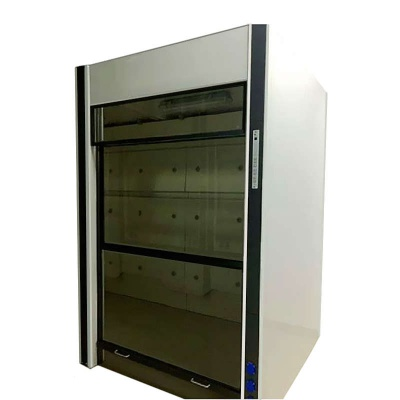Steel Walk-In Fume Hood