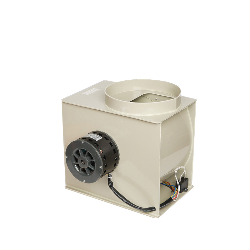 Indoor PP Centrifugal Fan PP Blower for Fume Hood Fume Cupboard