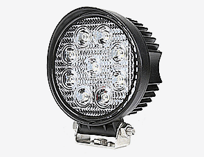 Car Headlight Round 24W LED Work Lamp For Offroad