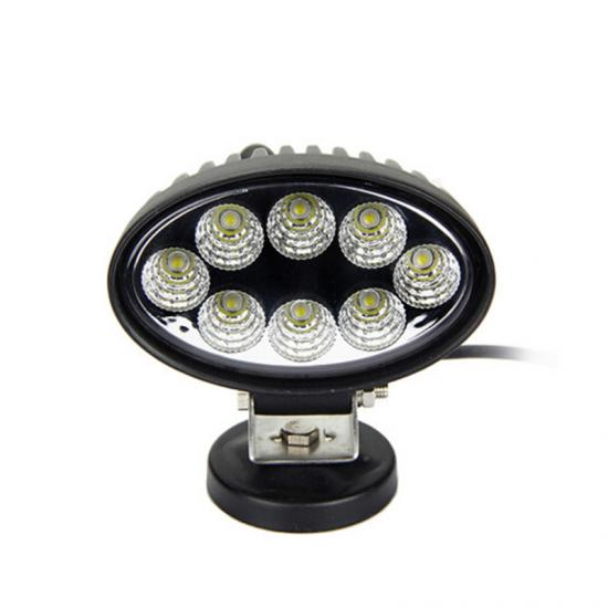 High Quality 24w Led Driving Light Bar Work Lamp for Offroad Vehicle Truck Trailer 4x4 Forklift