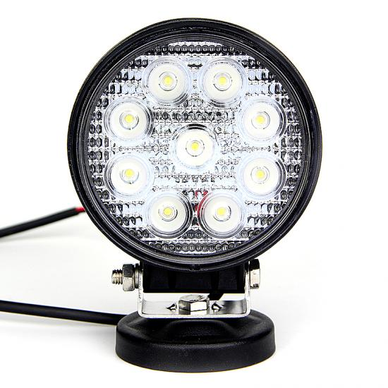 High Bright 24W LED WORKING LIGHT for Truck