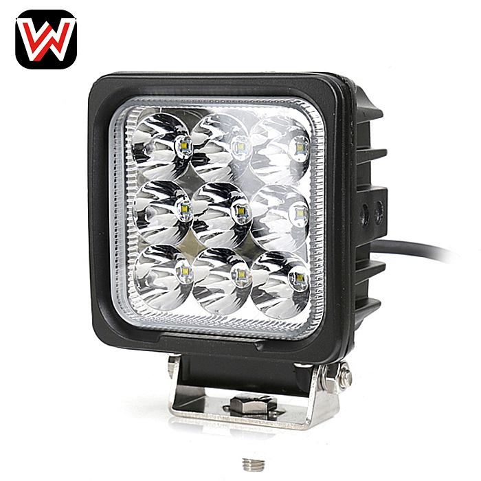 27W high lumen quality  LED motorcycle lamp working light