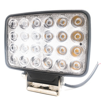 72W high power led work light